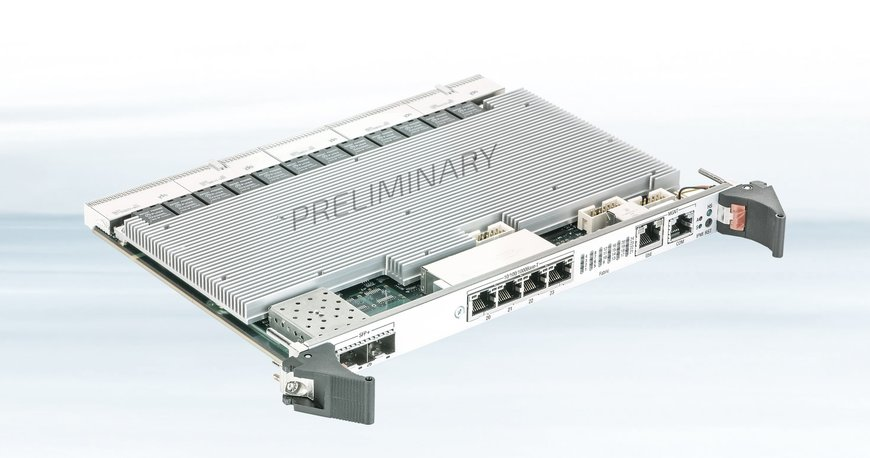 40 Gigabit Ethernet Switch CP6940 from Kontron