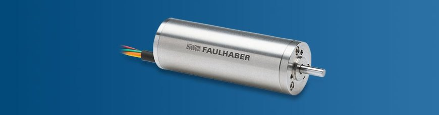 New drive from FAULHABER for medical applications