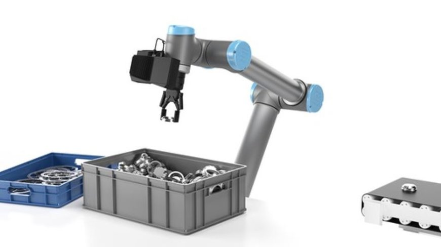 Bin picking technology broadens subsystem capabilities for Industry 4.0