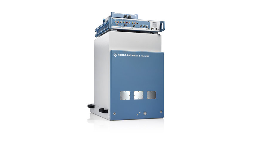 Rohde & Schwarz showcases the R&S CMPQ at MWC2020, its compact solution for 5G NR FR2 production and regression testing